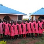Lynne and son Trevor Counsel and Teach at Uganda's Children of the Nations School