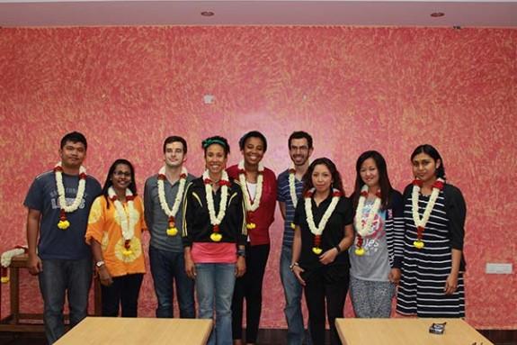 WORLD STUDENT CHRISTIAN FEDERATION JOURNEY TO ORISSA, INDIA